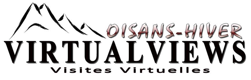 Visite virtuelle de l'Oisans en hiver