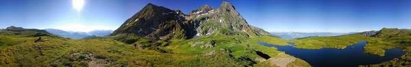 Plateau du Taillefer - Le Lac Fourchu